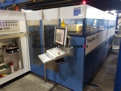 Lasermaschine Trumpf Trulaser 3030-i20 Truflow-5000 5kw