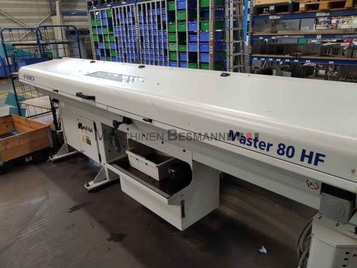 Iemca Master 80 HF Stangenlader