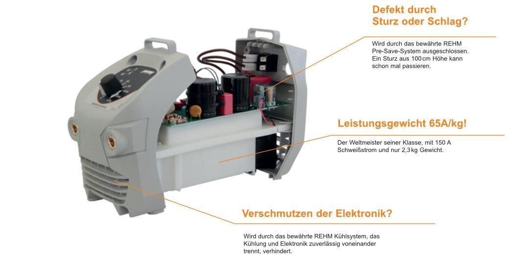 REHM E-Hand Booster2 Technologie
