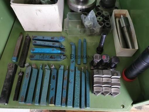 Leit- und Zugspindeldrehmaschine Emco Maximat Super 11