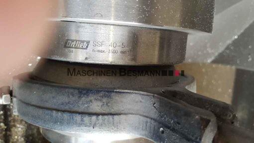 Zyklengesteuerte Drehmaschine GILDEMEISTER NEF 320